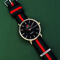 Gucci 6549 Gold-Black Green-Red