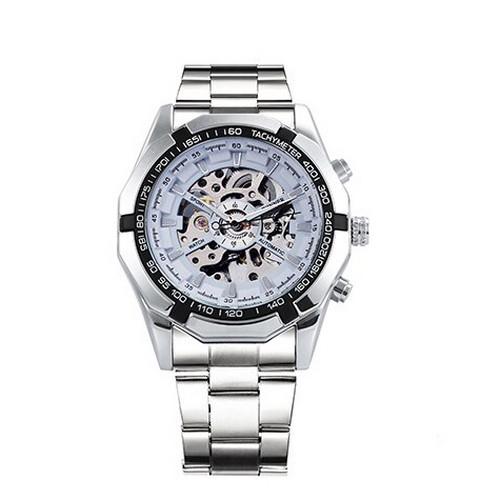 Forsining 8042 Silver-White
