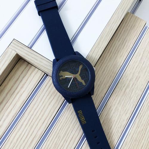 Puma Blue-Black