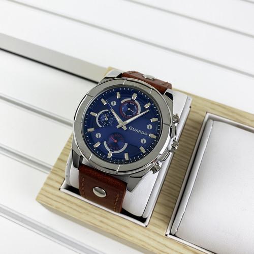 Guardo 10281-1 Brown-Silver-Blue