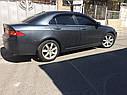 Дефлекторы окон (ветровики) HONDA Accord VII Sd 2003-2007/Acura TSX 2003-2007 , фото 3