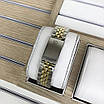 Rolex Date Just Silver-Gold, фото 2