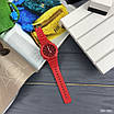 Casio G-Shock GA-2100 All Red, фото 2
