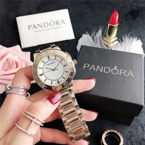 Pandora 6028B Gold-White