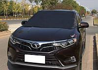 Накидка-чехол защитный на лобовое стекло автомобиля (АО-2012)