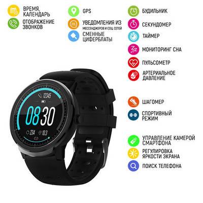 Смарт-часы Modfit C21 All Black