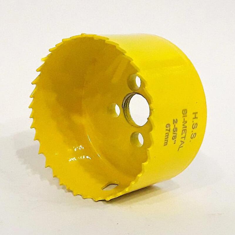 Коронка биметаллическая 60 мм