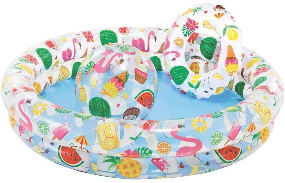 Дитячий бассейн Intex (59460) 122*25см