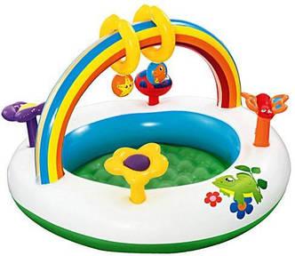 Детский бассейн Bestway 91 х 56 см (52239)