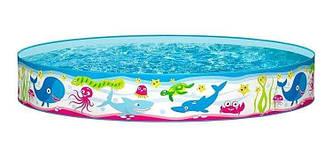 Детский Каркасный бассейн Bestway 55029