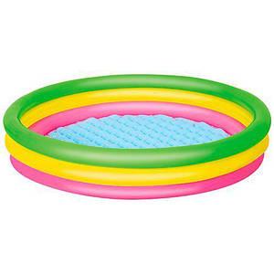 Детский бассейн Bestway 102х25 см (51104)