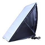 Софтбокс з патрон Е27 Prolighting (50х70см, Без стійки), фото 4