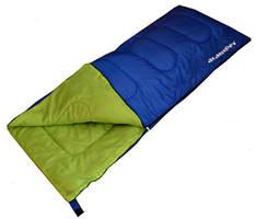 Спальник ковдру ACAMPER 300g/m2 синій