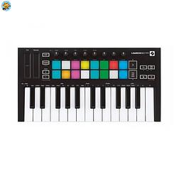 MIDI клавиатура Novation LaunchKey Mini MK3 25 мини клавиш