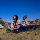 Одномісний надувний матрац Bestway Pavillo з велюровим покриттям, 185x76x22 див., фото 3