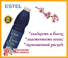 Бальзам для вирівнювання структури волосся Estel Professional DeLuxe Therapy 1000 мл,,