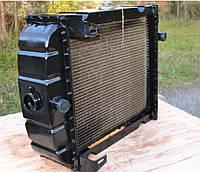 Радиатор водяного охлаждения ЮМЗ, Д65 Латунный, Медный, Алюминиевый
