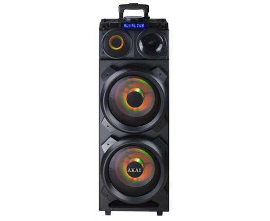 AKAI DJ-3210 + DJ-МИКШЕР