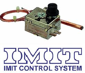Термостат предельный аварийный IMIT 90-110 °C.