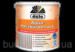 Акваэмаль для отопительных приборов Dufa 0.75 л