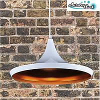 Люстра подвесная AuroraSvet loft 11600 белая.LED светильник люстра. Светодиодный светильник люстра.