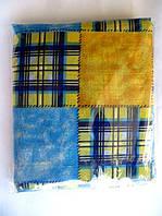 Постельное белье двуспальное цветные кубики