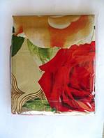 Постельное двуспальное белье с розами