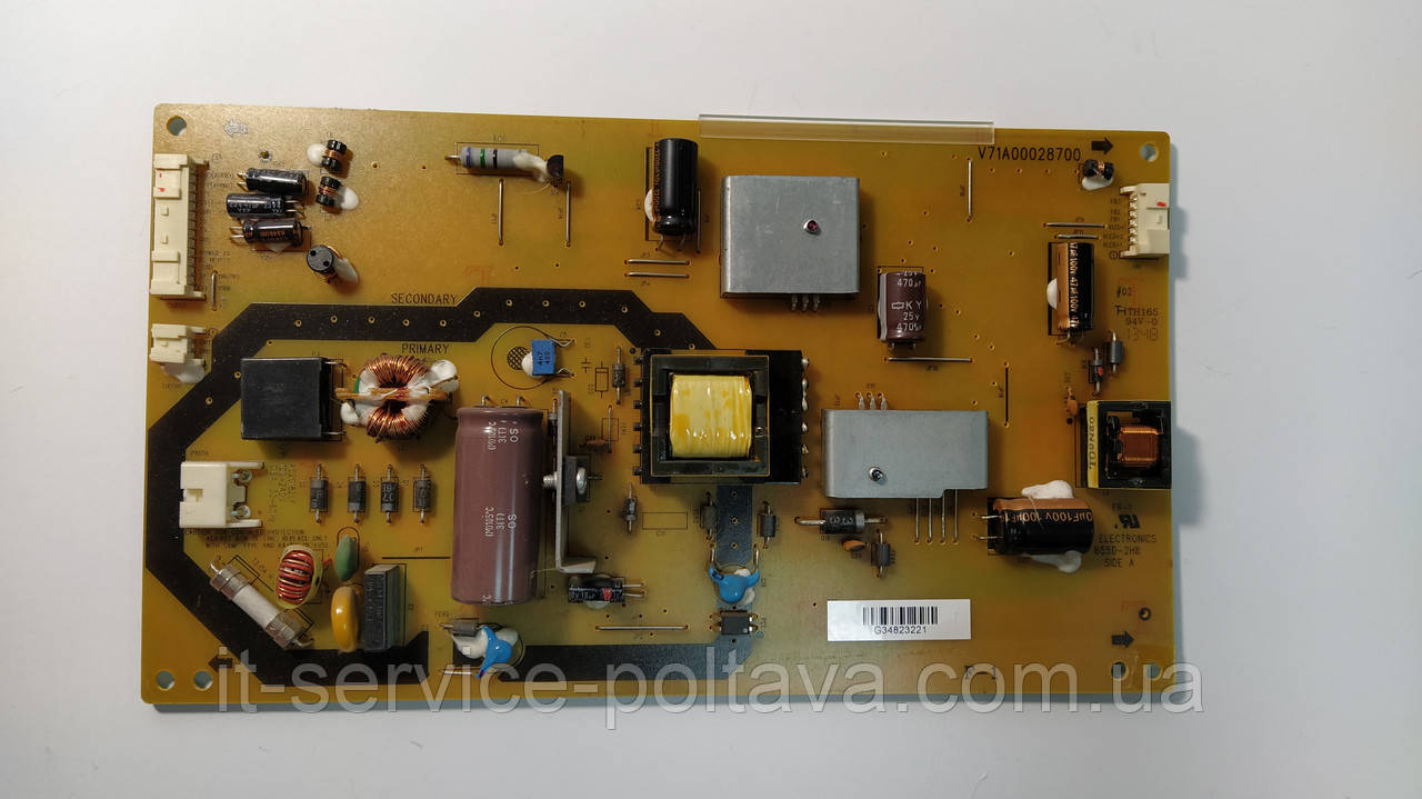 Блок живлення V71A00028700 (B55D-2H8) для телевізора TOSHIBA