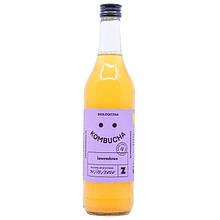 Комбуча (Kombucha) Bio, органический напиток с лавандой без глютена 500 г, ZAKWASOWNIA