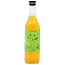 Комбуча (Kombucha) Bio, органический напиток с лемонграссом без глютена 500 мл, ZAKWASOWNIA