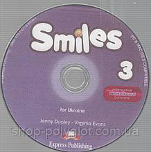 Диск Smiles for Ukraine 3 IWB Software