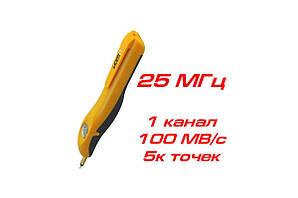 Осциллограф к ПК Owon RDS1021i 25 МГц 1 канал гальваническая развязка (mdr_ЛМ-00002589)