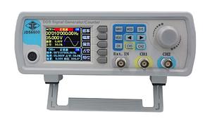 Генератор сигналов JUNCE JDS6600 - 60M 2 канала х 60 МГц (mdr_BY-00000531)