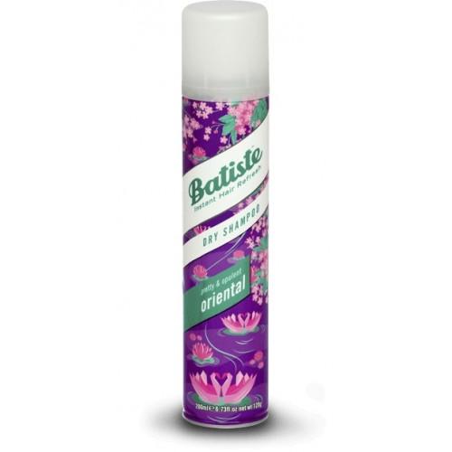 Сухой шампунь для волос с восточным ароматом Batiste Dry Shampoo Pretty and Opulent Oriental, 200 мл