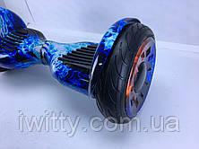 "Гироскутер Smart Balance ""Blue Fire"" 10.5, фото 2"