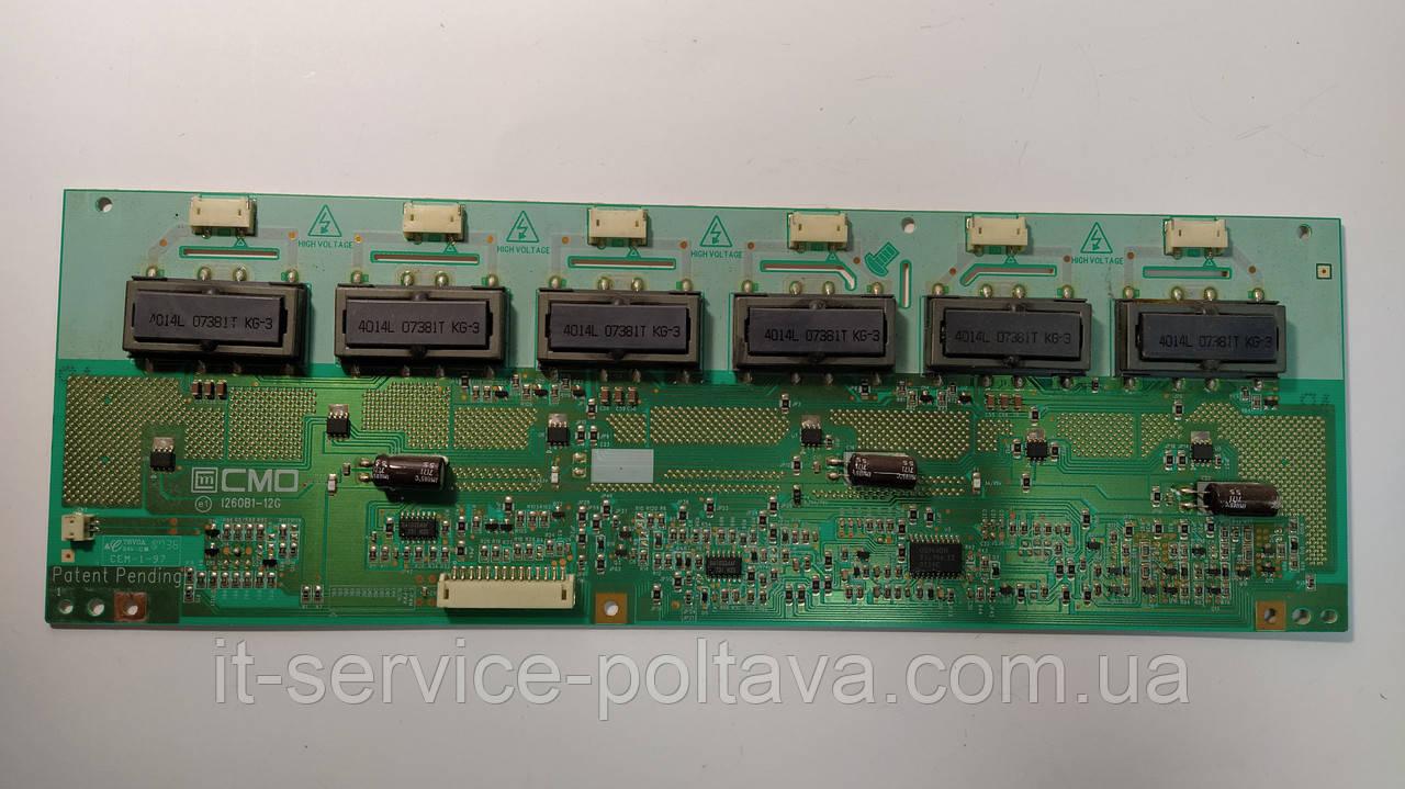 Інвертор 1260B1-12G для телевізора TOSHIBA