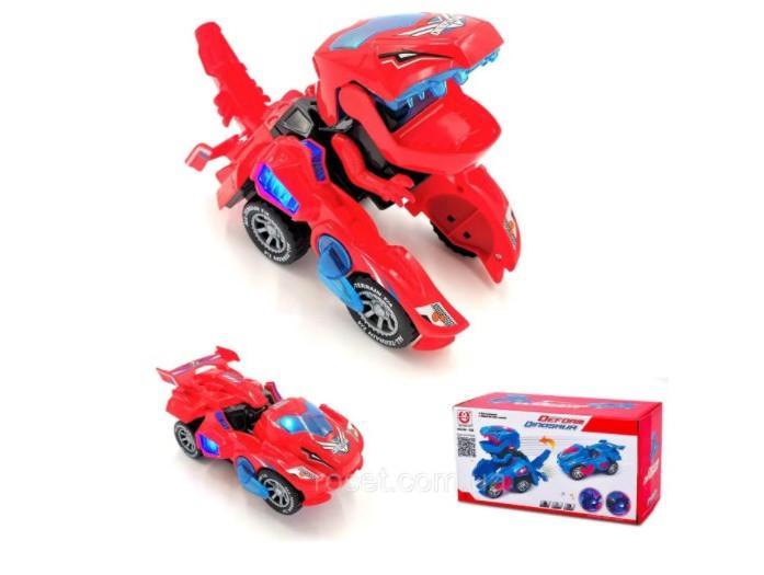 Іграшка-трансформер (динозавр, машинка) Deformed Dinosaur