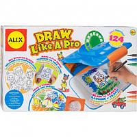 Набір для творчості юного художника Draw Like A Pro, фото 1