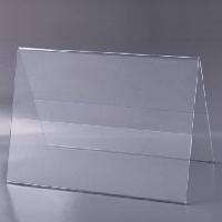 Менюхолдер А5 горизонтальный двухсторонний
