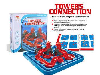 """Игра настольная """"Towers Connection"""" (24*6,6*23,8 см) GT291083"""