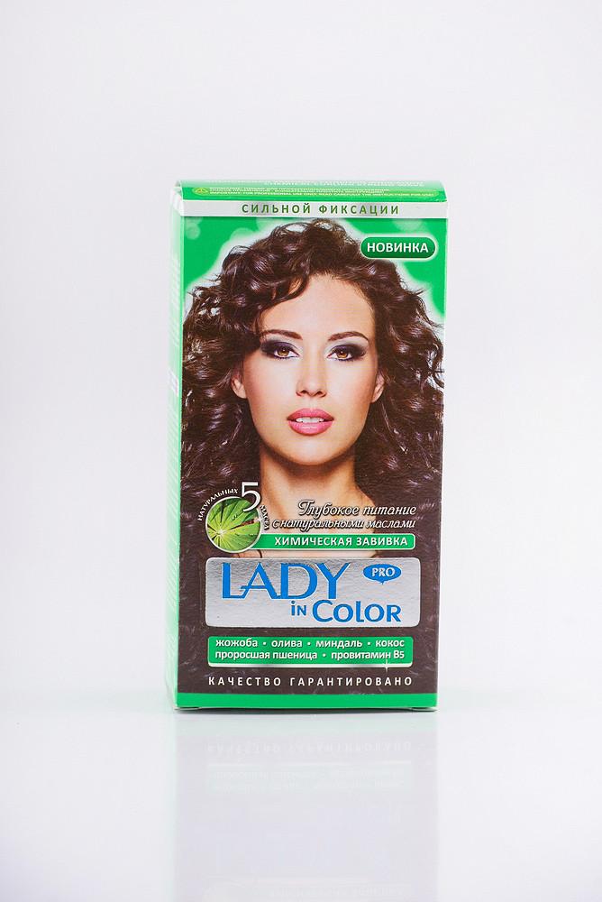 Lady in color хімічна завивка (бамбук) сильної фіксації
