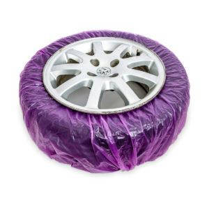 Пленка маскировочная для колесных дисков Q-Refinish 10-350, 170 см x 170 см