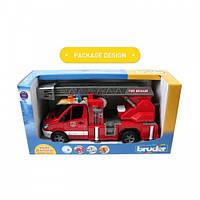 Машина пожежна МВ Sprinter водяна помпа/світло/звук