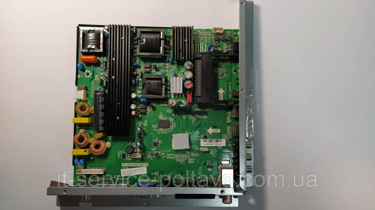 Материнська плата (Main Board) TP.MSD390.BP76 для телевізора LED TV