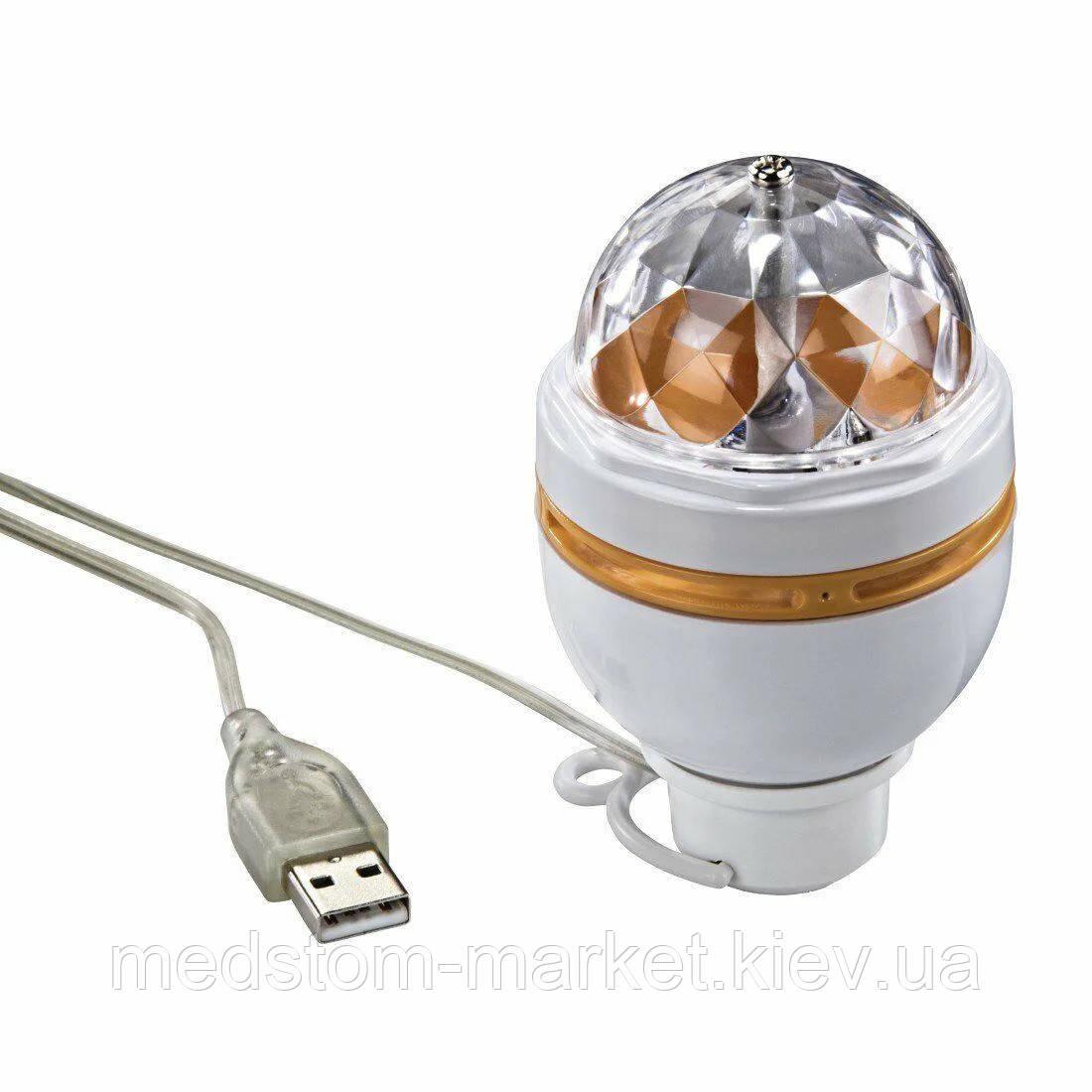 Hama Світлодіодний диско-куля USB LED Hama