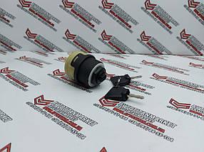 Замок зажигания HAMM 380296 HD8, HD10, HD10C, HD12, HD13, HD70, HD75, HD90, HD110, HD120, HD130, HD128, HD140