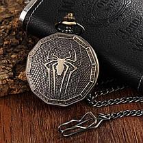 Карманные мужские часы механика паук, фото 3