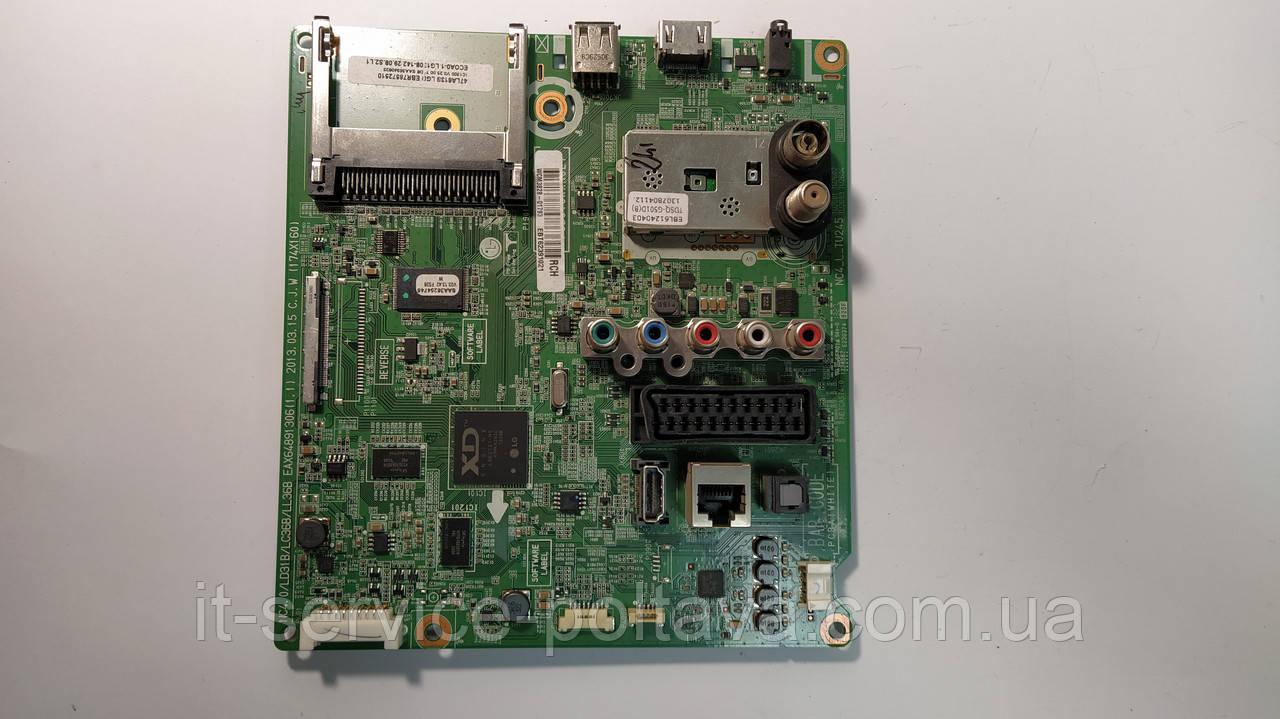 Материнська плата (Main Board) NC4.0/LD31B/LC36B/LL36B EAX64891306 (1.1) для телевізора LG