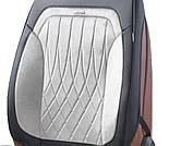 Чехлы 3D с алькантары Elegant Modena на передние и задние сидения автомобиля EL 700 133 серые, фото 5