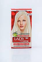 Lady in color фарба для волосся №10.0 Освітлювач